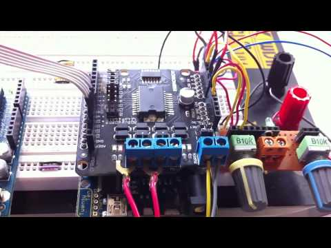 Arduino DCC Library MartinSantnet