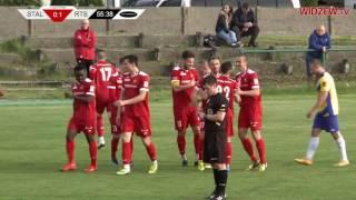 WidzewTV: Skrót meczu Stal Głowno - Widzew Łódź 0:5 (0:1) -  14.05.2016