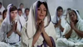 Vandana film o jag ke paalan haare lata sadhana