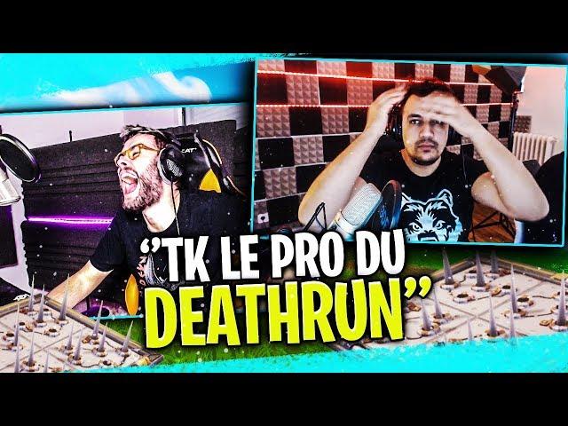 TK DEVIENT UN ''PRO DEATHRUNNER'' SUR FORTNITE !!