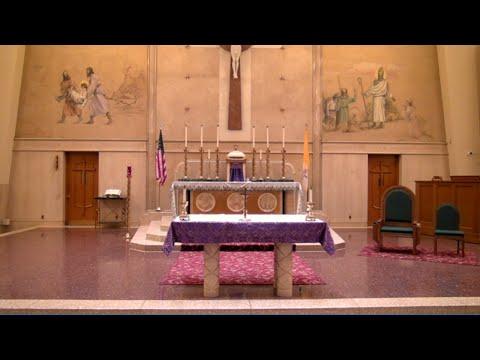 Fourth Sunday Of Lent March 212020 9:00 Am Mass, St. Patrick Church Huntington, NY