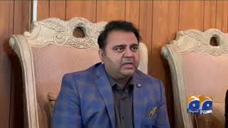 Successful US-Taliban Dialogue To Greatly Benefit Pakistan: Fawad Chaudhry