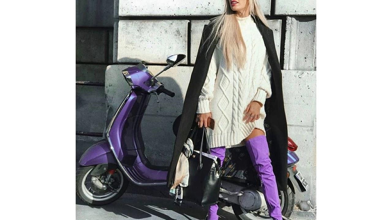 36a2bb948885 www.modanicol.sk topanky damske čižmy sexi vysoke topanky obuv - YouTube