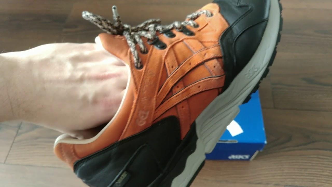 Packer Shoes x ASICS GEL-Lyte V 'Scary