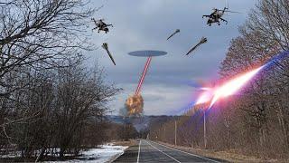 ЭТОТ случай встречи с НЛО засекретили НАВСЕГДА!!! Спеши увидеть! Шок сенсация 05.03.2020