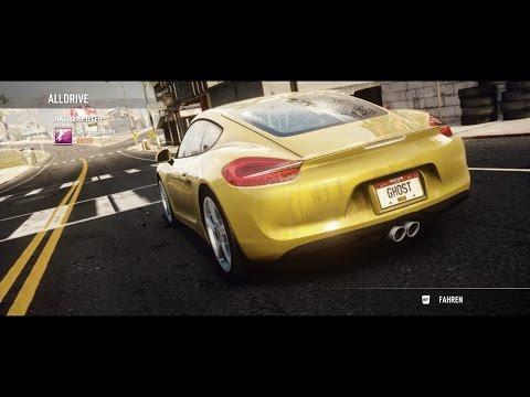 My first car: Porsche Cayman S #2 | Lets play: NfS Rivals