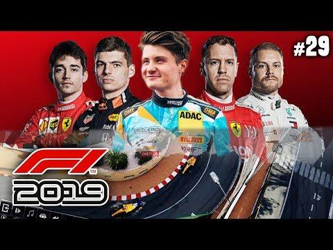 Ein Fehler kann alles zerstören | F1 2019 #29 | Monaco 🇲🇨 | Dner
