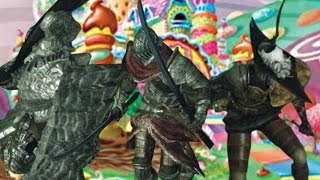 Dark Souls 2 - Defeat Graverobber, Varg and Old Explorer Tutorial