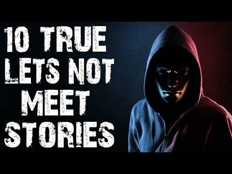 10 TRUE Dark & Terrifying Lets Not Meet Horror Stories from Reddit | (Scary Stories)