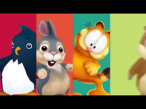 Garfield Math Run Apps On Google Play