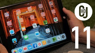Could the iPad Pro replace a laptop? - iOS 11 (Public Beta 1) Preview