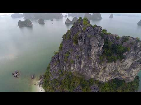 DJI Phantom Over Vietnam - Ha Long Bay, Yen Duc Village & Hanoi - Vịnh Hạ Long