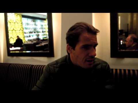 Tommy Haas interview Wien