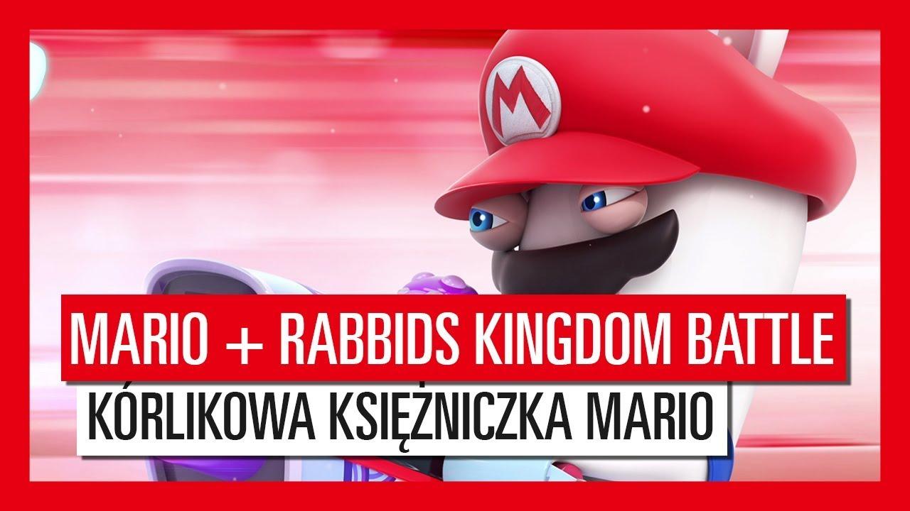 Mario + Rabbids Kingdom Battle – Prezentacja Postaci: Kórlikowa Księżniczka Mario