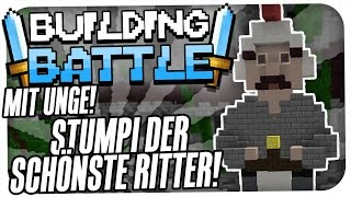 BUILDING BATTLE GEGEN UNGE - STUMPI DER RITTER | CLASH OF KINGS |REWINSIDE