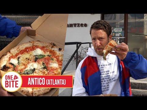 Antico (Atlanta) — Barstool Pizza Review