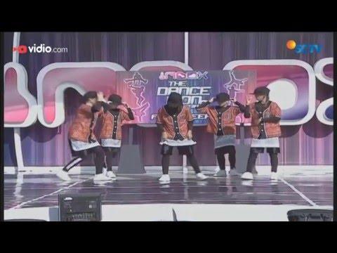 City Hunter Kidz -  Peserta Inbox Dance Icon 2 Final Weekly Mp3