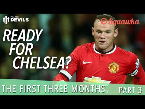Ready For Chelsea? - The First Three Months: Part 3 - Manchester United Review - 동영상
