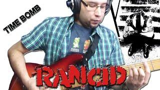 Rancid - Time Bomb (Guitar Cover)