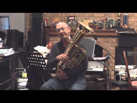 Miraphone Orchestral Euphonium Demo