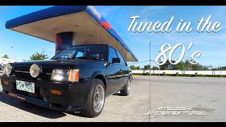 "Mitsubishi 1983 Lancer EX Turbo ""Retro-bution"" Lancer Box Type"
