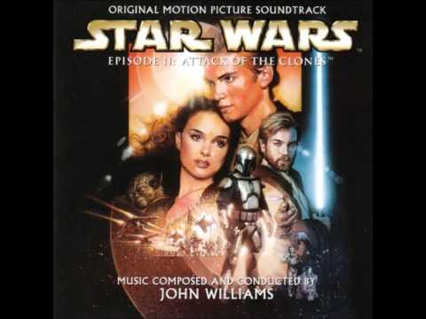 Star Wars II: Attack of the Clones - Across the Star (Love Theme)