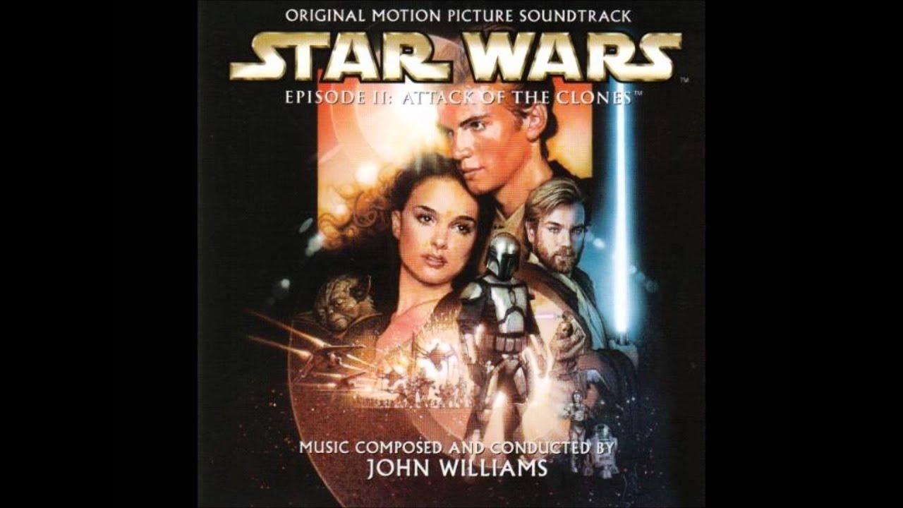 star wars attack of the clones script pdf