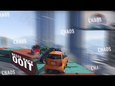 DE BESTE RACE OOIT! - GTA V MET DE BANKZITTERS!