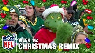 Christmas Remix 🎄 | NFL Week 16 Highlights