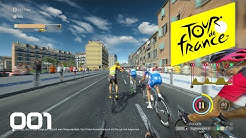 Tour de France 2020 [PS4] #001 - Start der Tour de France 2020 - Let's Play