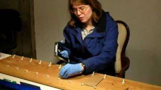Building Solar Panels- solar cell assembly