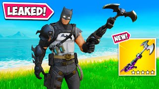 * NEW * BATMAN NO SKIN   OP GRAPPLING AXE! - Fortnite Funny Stops Working and WTF Minutes! 1252  | NewsBurrow thumbnail