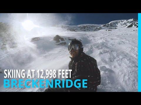 SKIING BRECKENRIDGE - WINTER RVING IN COLORADO (EP 89)