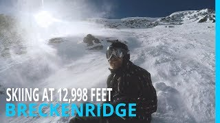 SKIING BRECKENRIDGE - WINTER RVING IN COLORADO (EP 89)