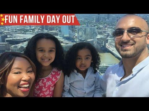Family Day Out In London - Free Things To Do In London - Fun Things To Do During School Holidays