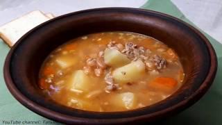 Вкусный Суп за 15 минут. Наваристый Вкусный Суп Рецепт.
