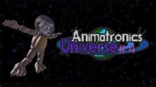 FNAF 4 klaret - Dansk Roblox Animatronics Universe episode 4