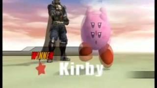 SSBB - Kirby