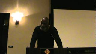 Dr. Harry Edwards speaks on Obama