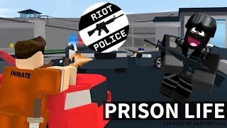 SWAT PURCHASE/ Roblox prison life