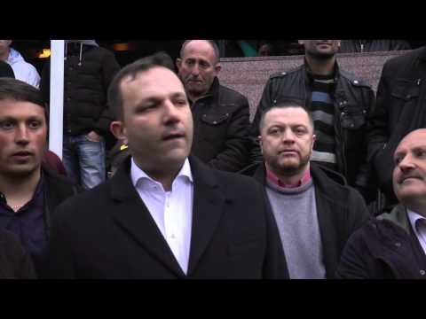 Спасовски во Велес: Секој којшто направил криминал ќе �...