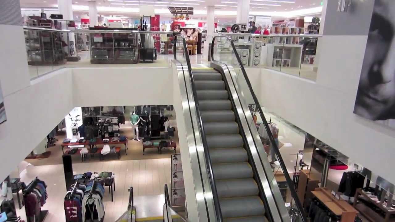 kone escalators macy 39 s men home store in victoria gardens youtube