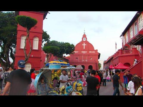 Penang & Melaka - a Two Minute Travel Guide