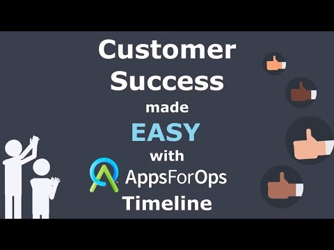 What is AppsForOps Timeline