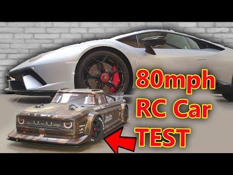 Worlds BEST Fast RC Car? Arrma Infraction