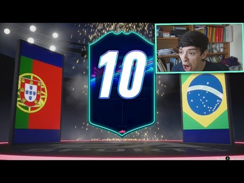 HO TROVATO I PIU' FORTI! 10 ONES TO WATCH GARANTITI! - FIFA 19