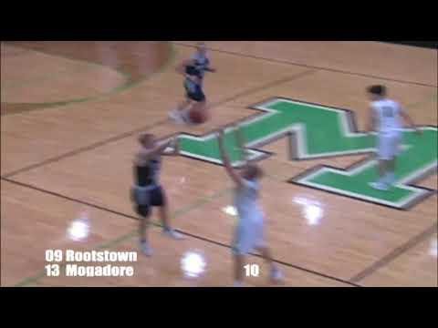 Rootstown vs Mogadore HS BB