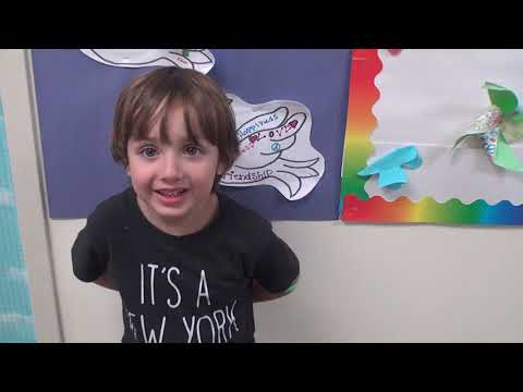 Sights and Sounds of the first days of School-Charlotte Jewish Day School 2018-19