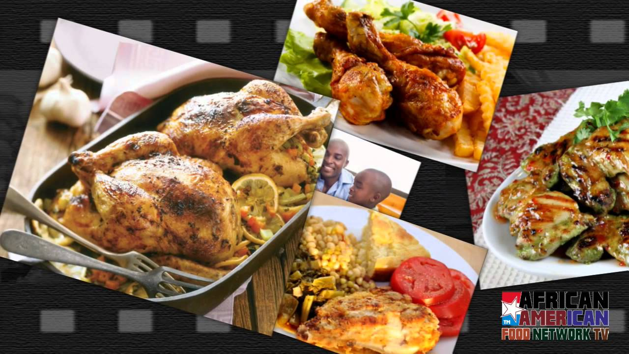 African american food network tv promo trailer 2016 youtube for African american cuisine