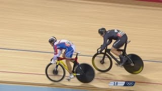 Men's Sprint 1/16 Final Repechages - London 2012 Olympics